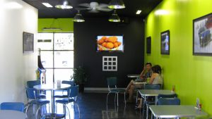 Food: Bar Code Cafe attempts to raise the bar