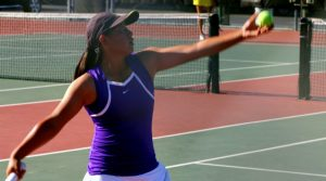Tennis: Strong start to season against St. Francis