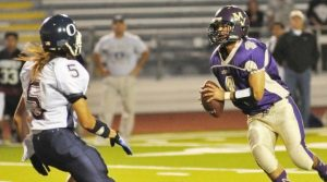 Football: Offense shines in 41-14 rout against Overfelt