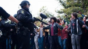 Alumni join Occupy movement on UC campuses