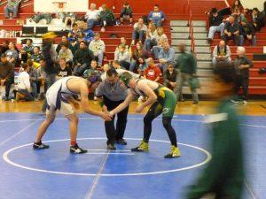 Wrestling: Third place at Dec. 10 Fremont tournament