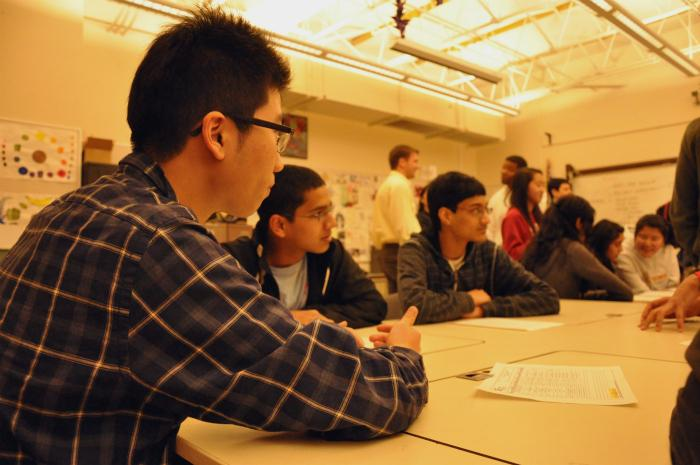 ACE Mentor program introduces students to career options