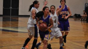 Girls basketball CCS: Lady Mats advance after 55-52 win
