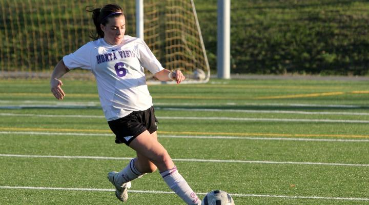 Girls soccer: Mountain View game brings second tie in a row