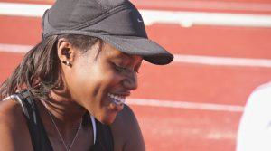 Olympic athlete Erica McClain to coach track team