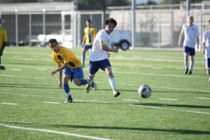 Boys soccer: Senior night ends in loss to Santa Clara 1-2