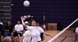 Volleyball: Despite unforced errors, Matadors cruise over the Knights 3-0