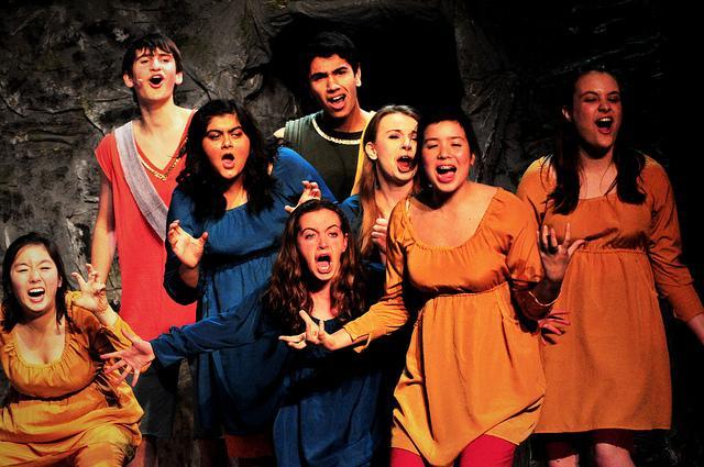 DRAMA: Greek-inspired play impresses despite minor flaws