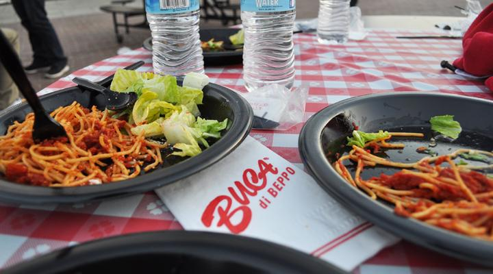 Little Italy deemed successful by class of 2015