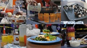 PHOTO GALLERY: Iron Chef held on April 12