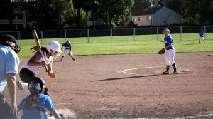 Girls softball: Late turnaround unable to earn victory