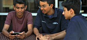 Students develop game for Android devices