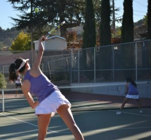 GIRLS TENNIS: MVHS wins at home against St. Francis