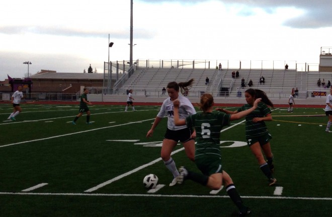 Girls soccer: Matadors take 3-0 win over Leigh High School