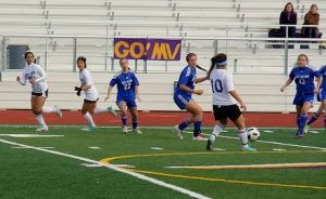 Girls soccer: Third scoreless game in a row for Lady Mats