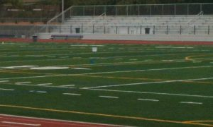 Track and Field: First home meet on new field leads to loss against Cupertino High School