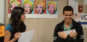 Class of 2013: Newlywed Game