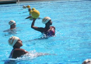 Girls water polo hopes to place at CCS this year