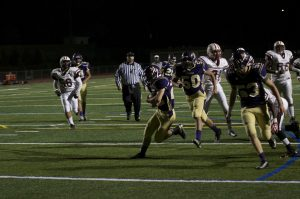 Football: MVHS dominates in Homecoming game