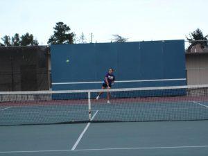 Girls Tennis: Senior Night a smash of success, MVHS defeats Los Altos 5-2