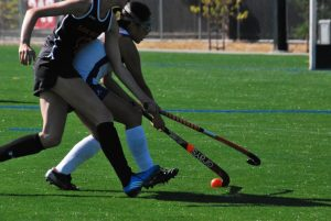 FIELD HOCKEY: Defeat at home