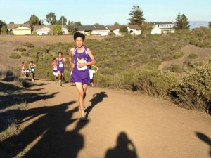 CROSS COUNTRY: Seniors run final meet at Crystal Springs course