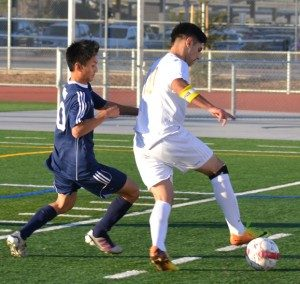 Boys Soccer: Matadors dominate 3-1 versus Lynbrook High School with comeback win
