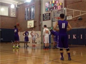 Game of the Week: Boys Basketball vs. Fremont