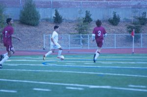 Game of the Week: Boys Soccer vs. Milpitas