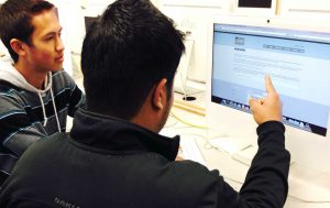 Students establish Q&A-style learning website with focus on reliability