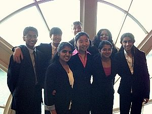 Low headcount, but high aspirations for Mock Trial