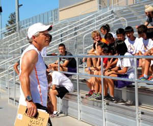 Cross Country helps team members grow positive attitude
