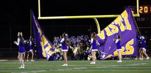 Football: MVHS loses a close game to Palo Alto High School at 35-41