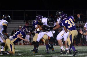 PHOTO GALLERY: Football falls to Wilcox High School