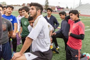 Boys soccer: Team aims for a successful season with new coach