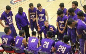 Boys basketball: Team falls to Saratoga Falcons