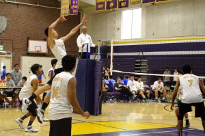 Live blog: Boys volleyball vs. Willow Glen High School