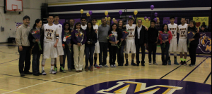 Boys basketball: Matadors senior night ceremony and game highlights