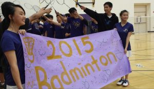 Badminton: Senior night dawns with 26-4 victory over Palo Alto High School