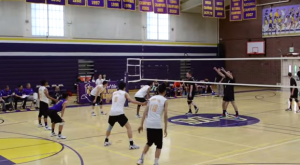Game highlights: Boys volleyball defeats Los Gatos High School in a close match