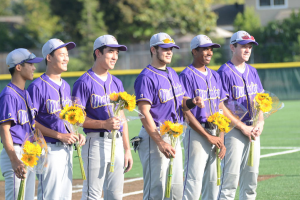 Baseball: Seniors recognized as team qualifies for CCS