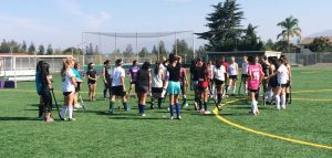 Field hockey: Team begins with high hopes of reaching CCS