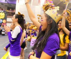 Photo gallery: Firsts at the Welcome Back Rally