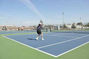 Girls tennis: Team looks to compensate for the graduation of key players