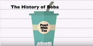 The story of pearl milk tea