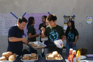 MV Interact starts off the year with a member barbeque