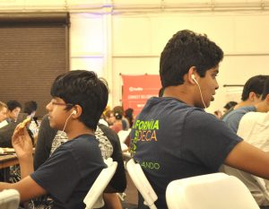 HackingEDU in San Mateo fosters team bonding opportunities