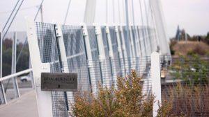 A bridge to remember: MVHS walks down memory bridge
