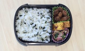 Japanese Club's bento lunches stay true to tradition