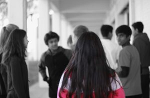 Roleplay: Exchange Student